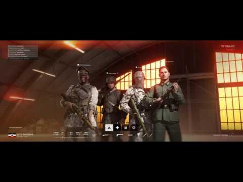 Battlefield V 1080ti 3440x1440 gameplay (low settings)