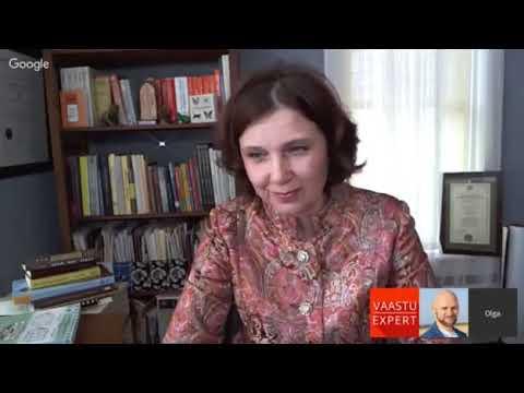 Ольга Мандодари Секретная тема Васту Конференция по приглашению Сергея Никифорова 2005 г