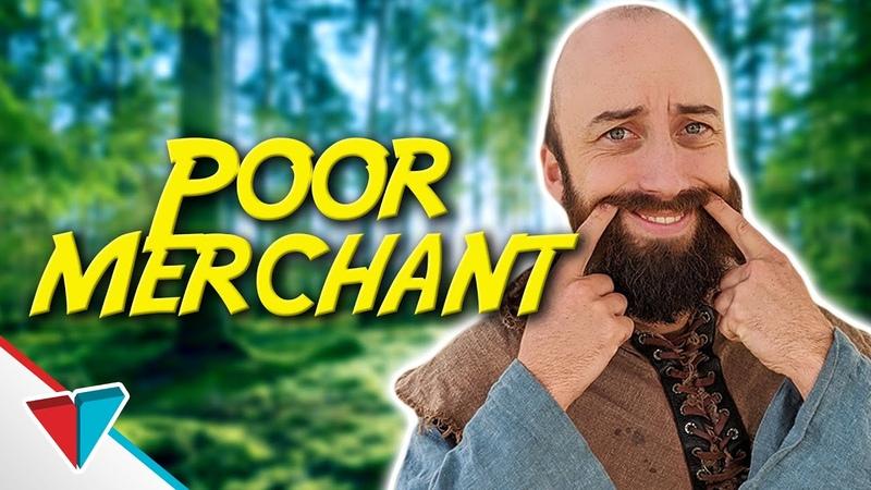 Forcing NPC's to buy your stuff Poor Merchant
