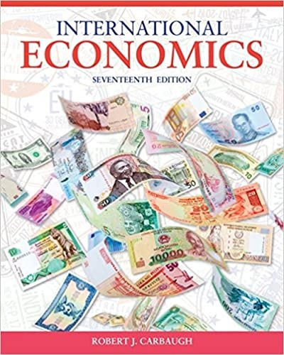 International Economics 17th Edition