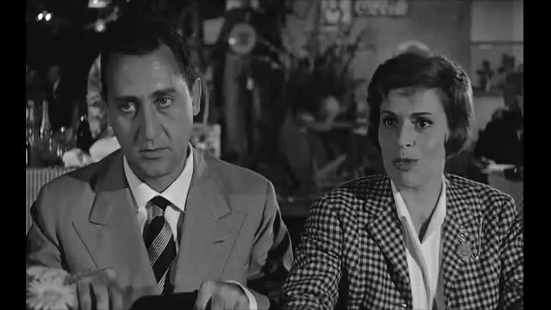 Вдовец Il vedovo 1959