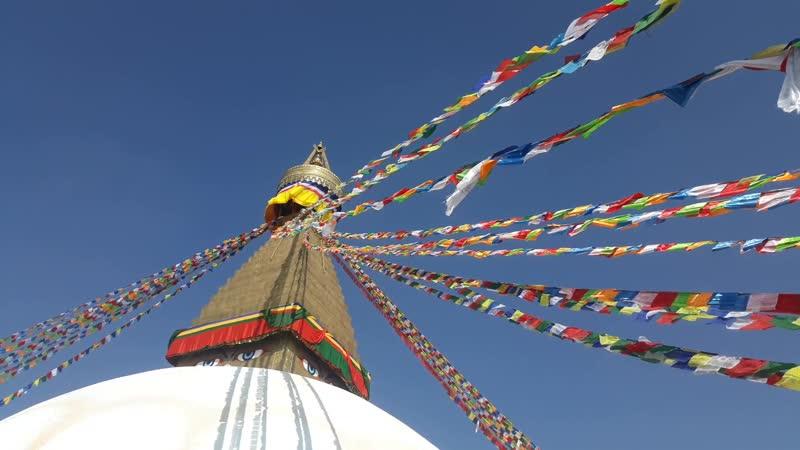 Kathmandu Budda stupa1 смотреть онлайн без регистрации