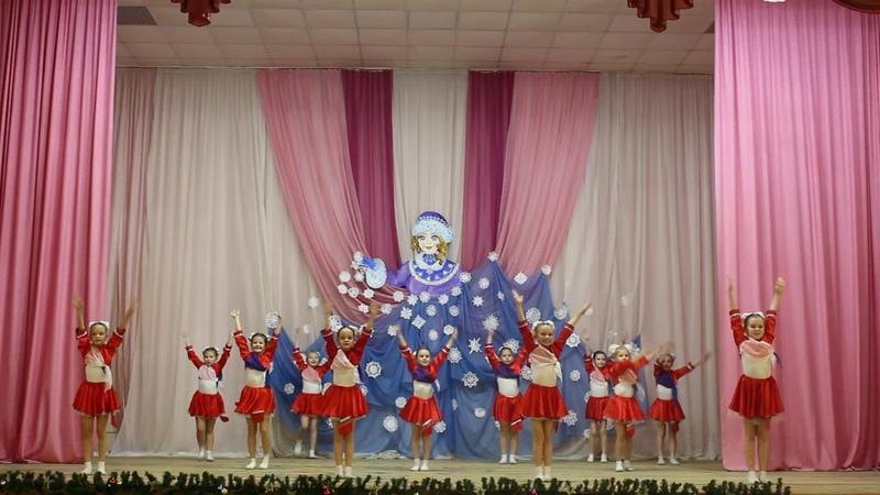 Образцовый детский коллектив студия эстрадного танца Прикосновение