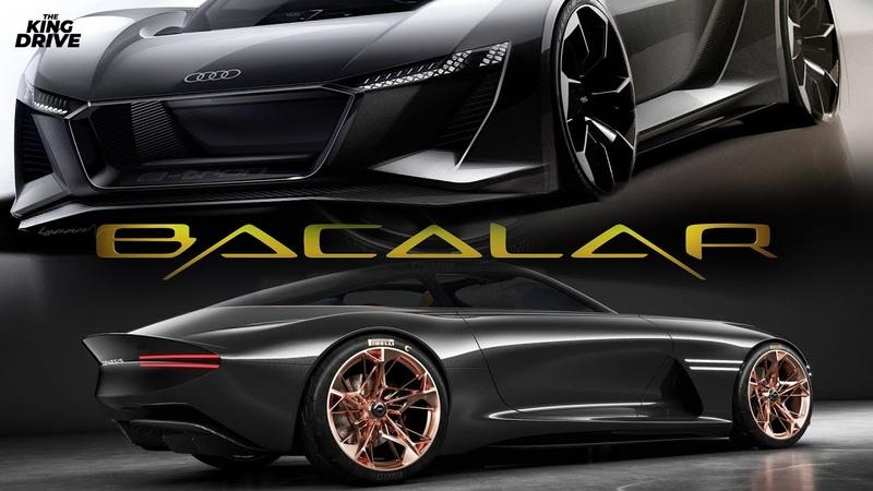 Genesis обошёл BMW и Mercedes. Невероятно дорогой Bentley Bacalar. Новая Audi R8 первые подробности