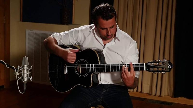 The Elder - Ben Woods - Ortega Guitars Artist