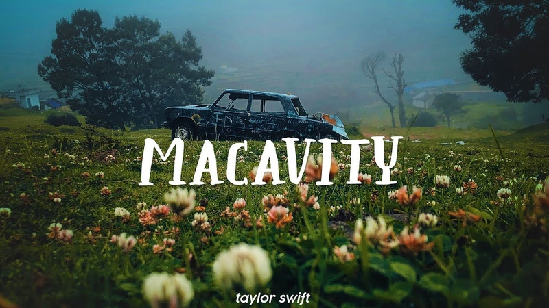 Taylor Swift Macavity Lyric Video