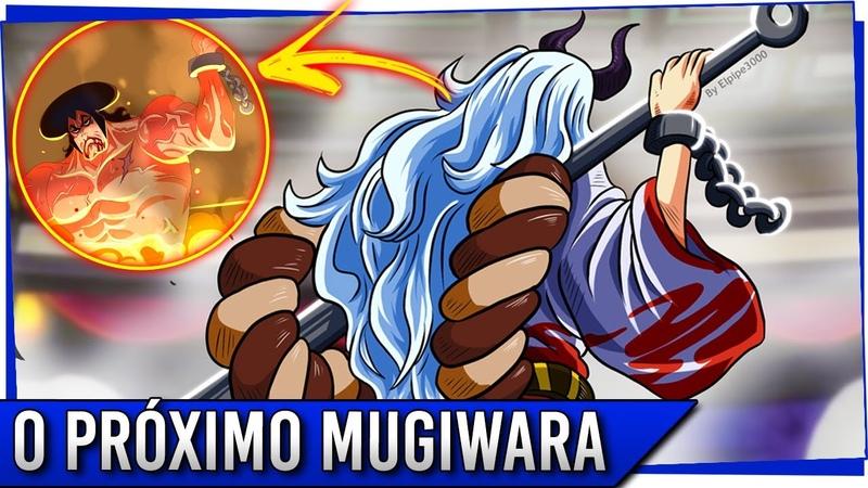 O PRÓXIMO MUGIWARA 99% CONFIRMADO YAMATO HERDOU O PROPÓSITO DE KOUZUKI ODEN One Piece 983
