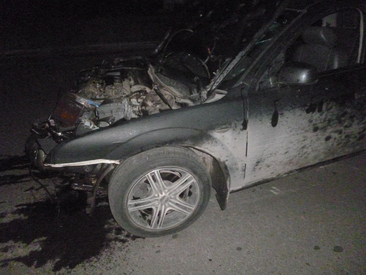 смертельная авария в Выксе ночью 5 июля