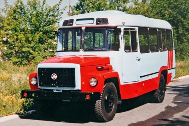 Наши Автобусы №10 - КАВЗ-3976