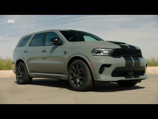 Dodge Durango SRT Hellcat (2021)