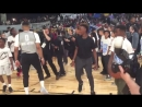 """LeBron James Jr. played """"1 on 1"""" with Russell Westbrook"""