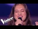 Beyonce - Halo Thana-Marie The Voice France 2018 Blind Audition