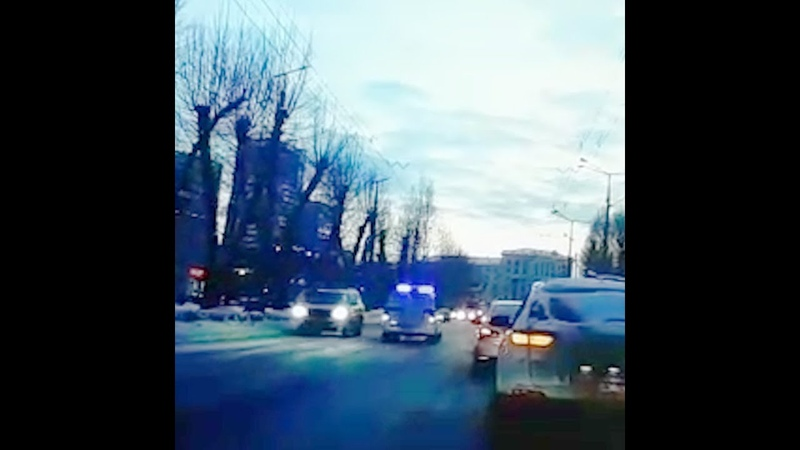 ДТП Екатеринбург ул Машиностроителей 04.02.2020