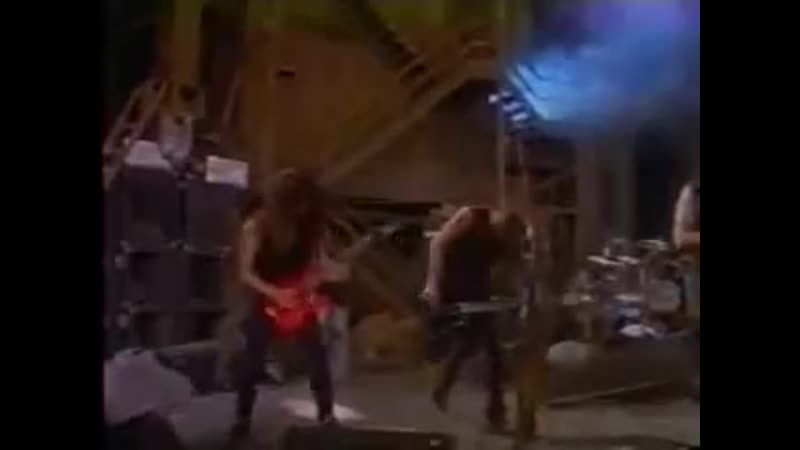 TESTAMENT Trial By Fire OFFICIAL MUSIC VIDEO