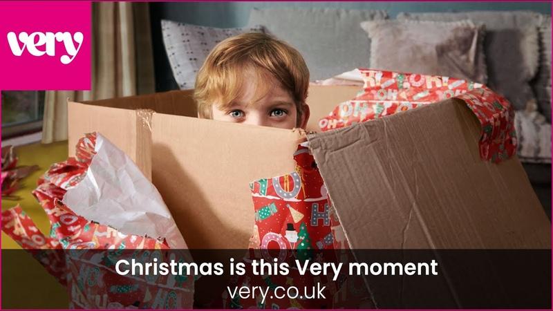 Christmas is this Very moment Christmas Advert 2020