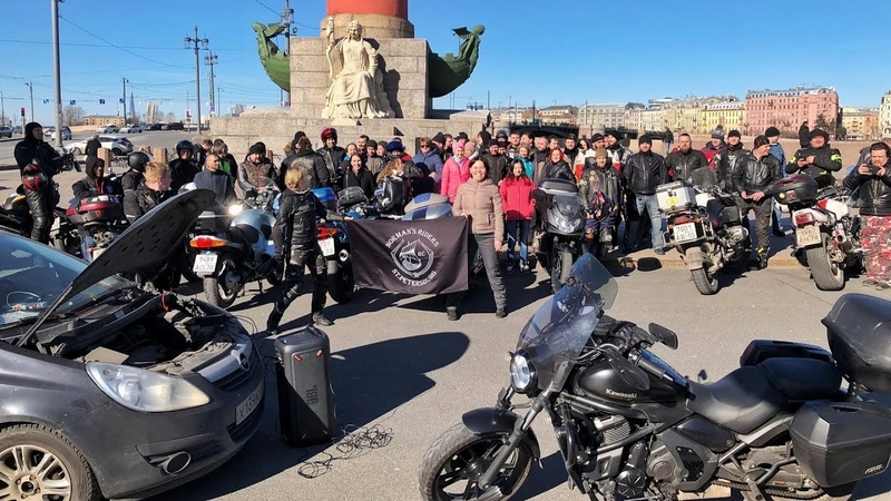 Прохват маньяков 2020 Norman's Riders Club