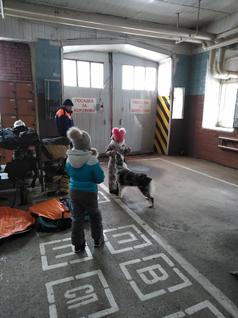 В Коврове прошел день открытых дверей посвященный 116-летнему дню рождения пожарного депо., изображение №27