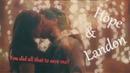 Hope Landon | You did all that to save me? | Legacies