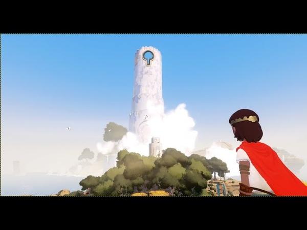 Rime обзор,очень красивая интересная и захватывающая игра и злой кабанчик.