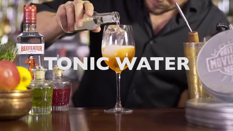 Beefeater Gin London Spritz