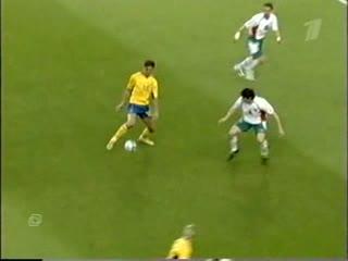 Euro 2004 - Sweden vs. Bulgaria 5-0