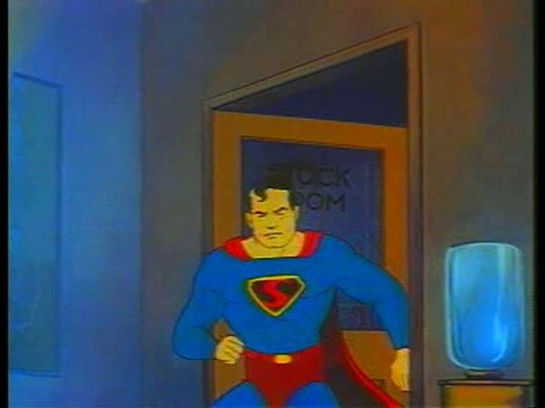 Супермен Мультсериал Серия 1 1941