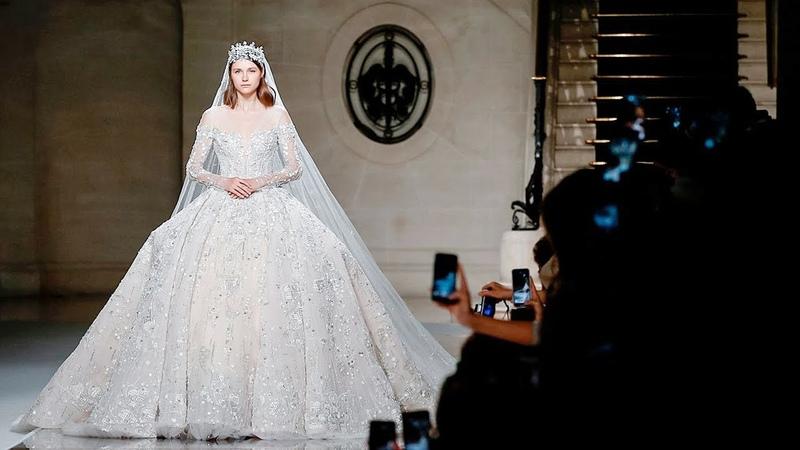 Ziad Nakad Haute Couture Fall Winter 2019 2020 Full Show