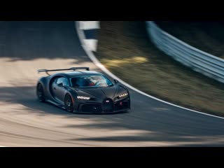 2021 Bugatti Chiron Pur Sport  Fast, Powerful and Spectacular  Test Drive on Track