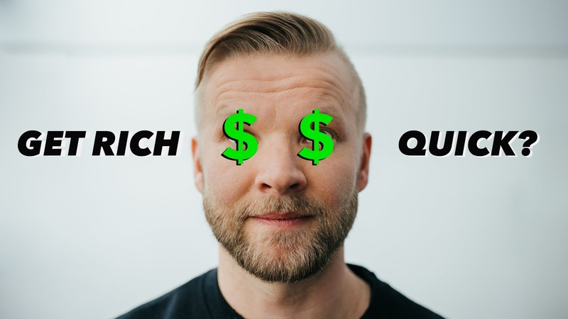 The honest truth about get rich quick 🤑