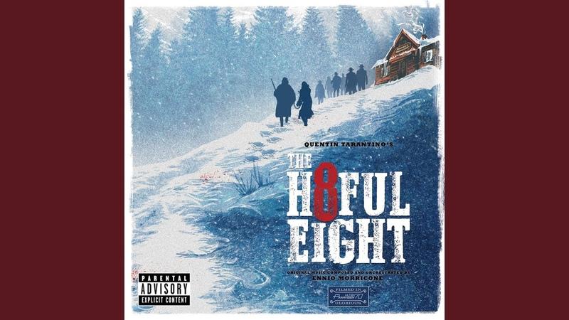 L'Ultima Diligenza di Red Rock From The Hateful Eight Soundtrack Versione Integrale