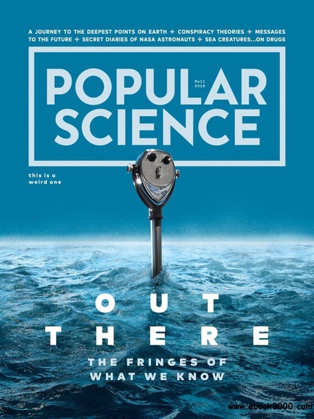 Popular Science USA - July August 2019
